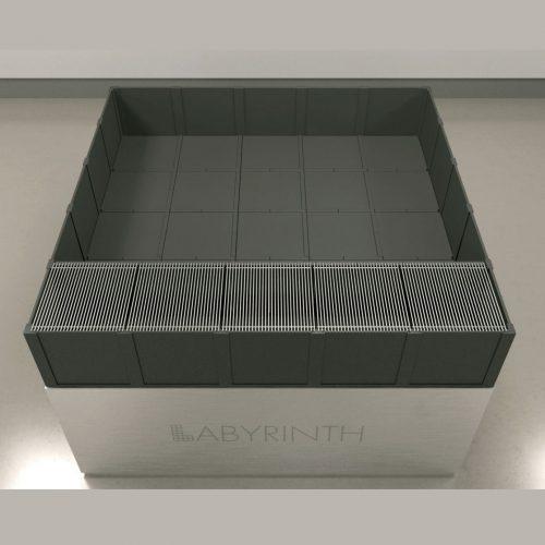 Labyrinth Horizontal Ladder