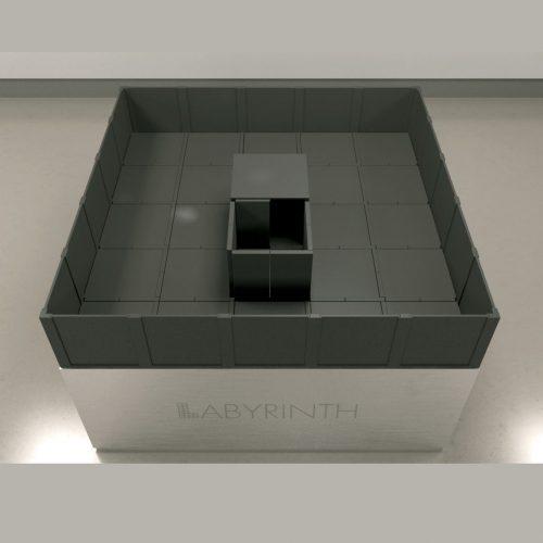 Labyrinth Light Dark Box