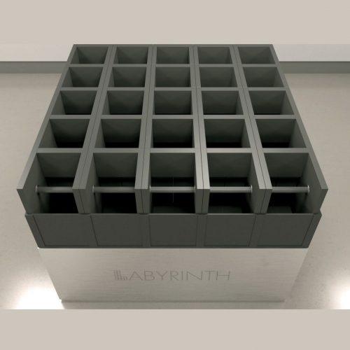 Labyrinth Rotarod