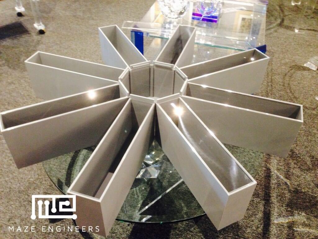 8 Arm Radial Maze - Simple