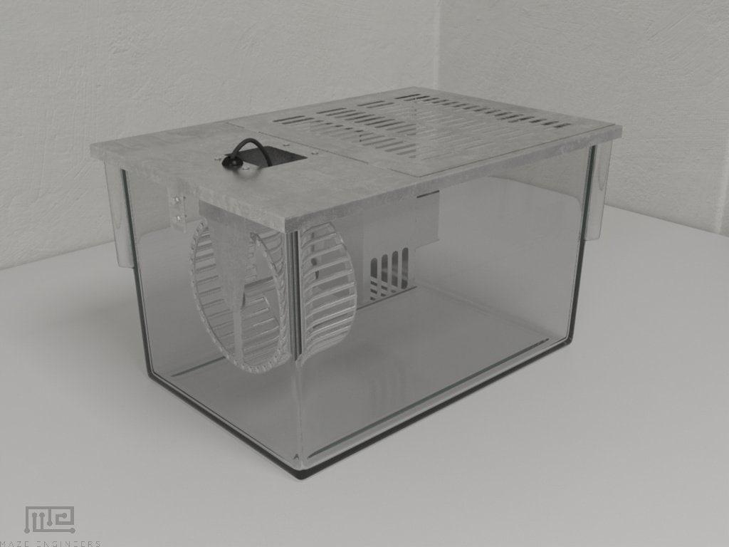 Activity Cage - Maze Engineers