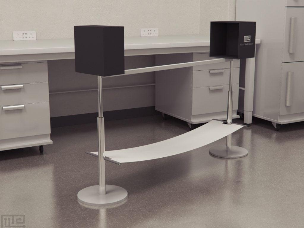 Maze Engineers Balance Beam