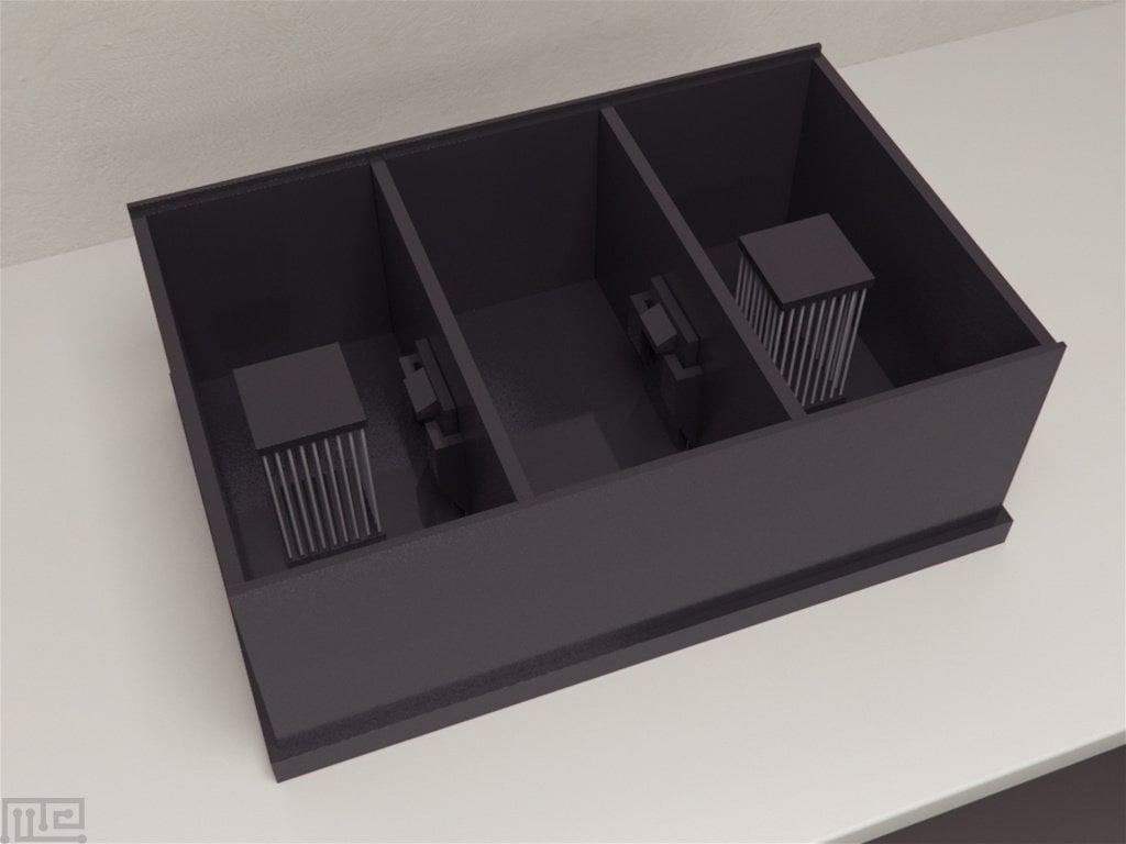 Maze Engineers Sociability Chamber