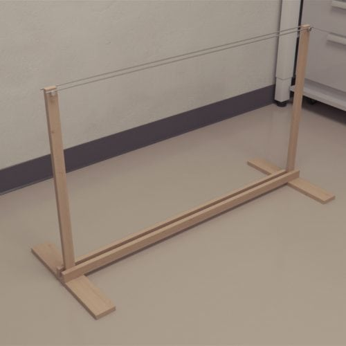Parallel Bars task is used in measuring and determining motor capabilities