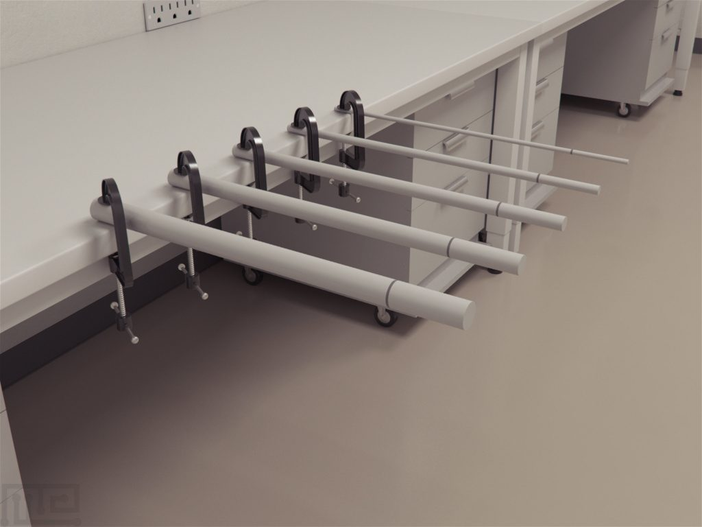 Maze Engineers Static Rods Test
