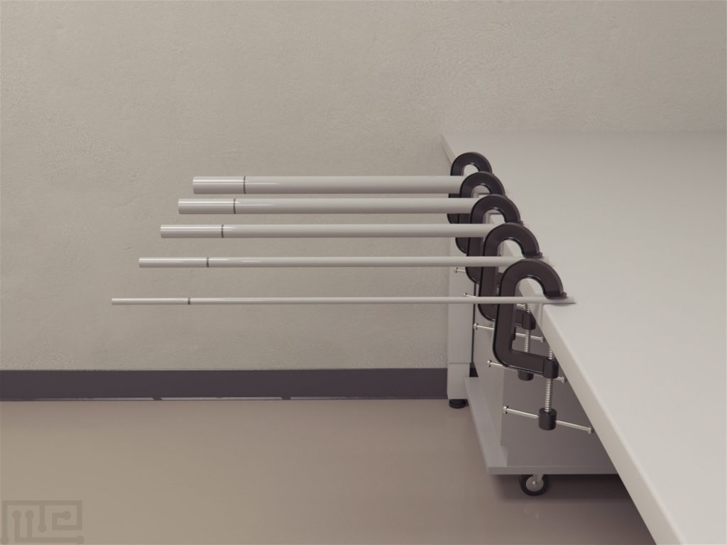 Static Rods a simple and straightforward task that is easy to use and setup