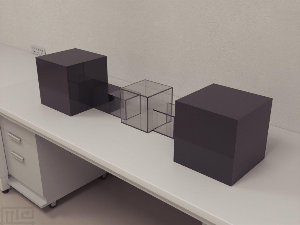 Maze Engineers Marmoset Light Dark Box