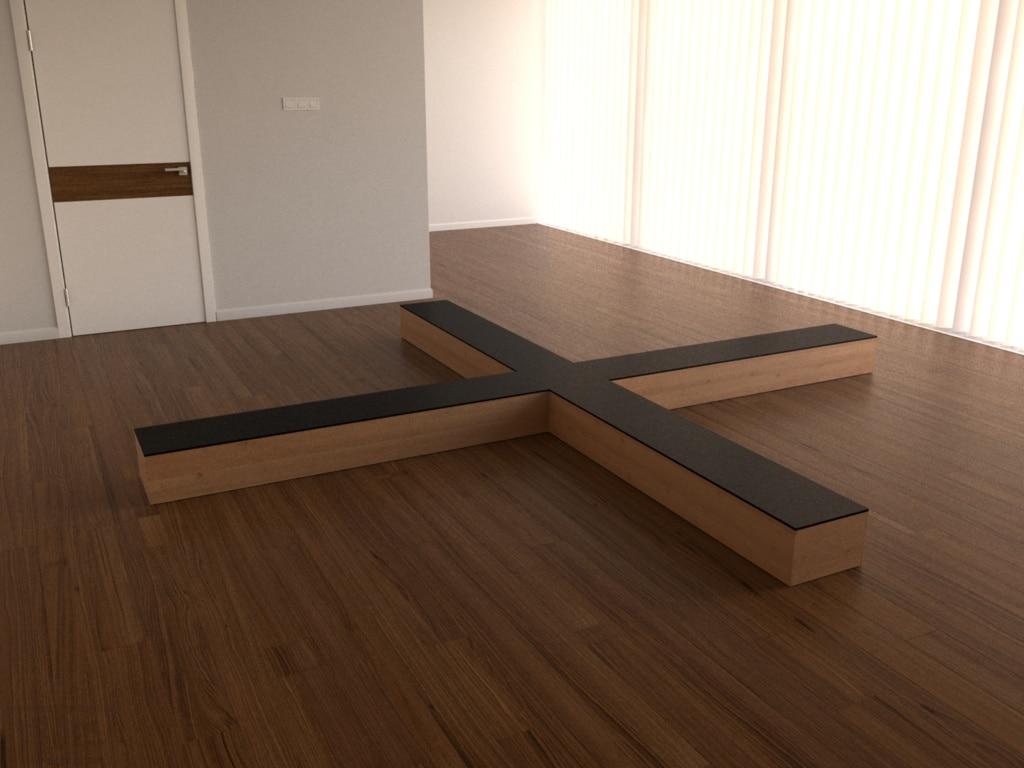 Virtual Elevated Plus Maze