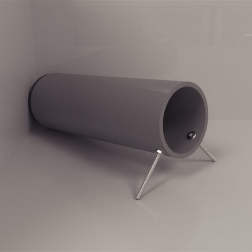 Burrowing is a sensitive behavioural assay in which mice or rats spontaneously empty a tube filled with food pellets