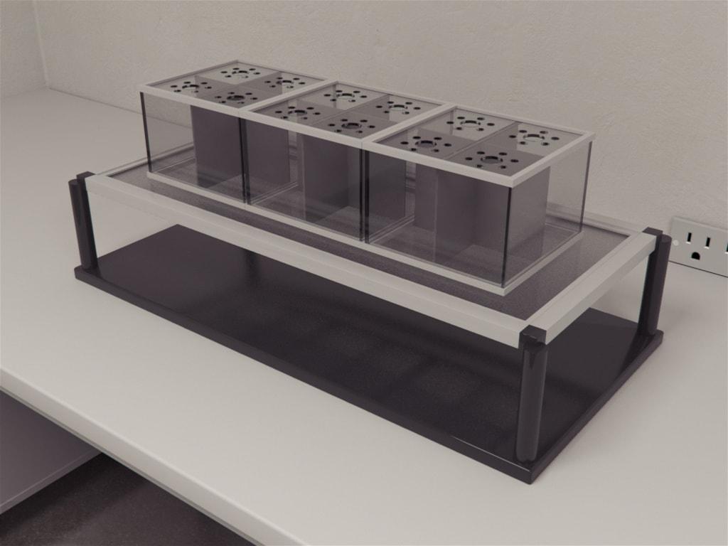 Plantar Test Hargreave's Apparatus