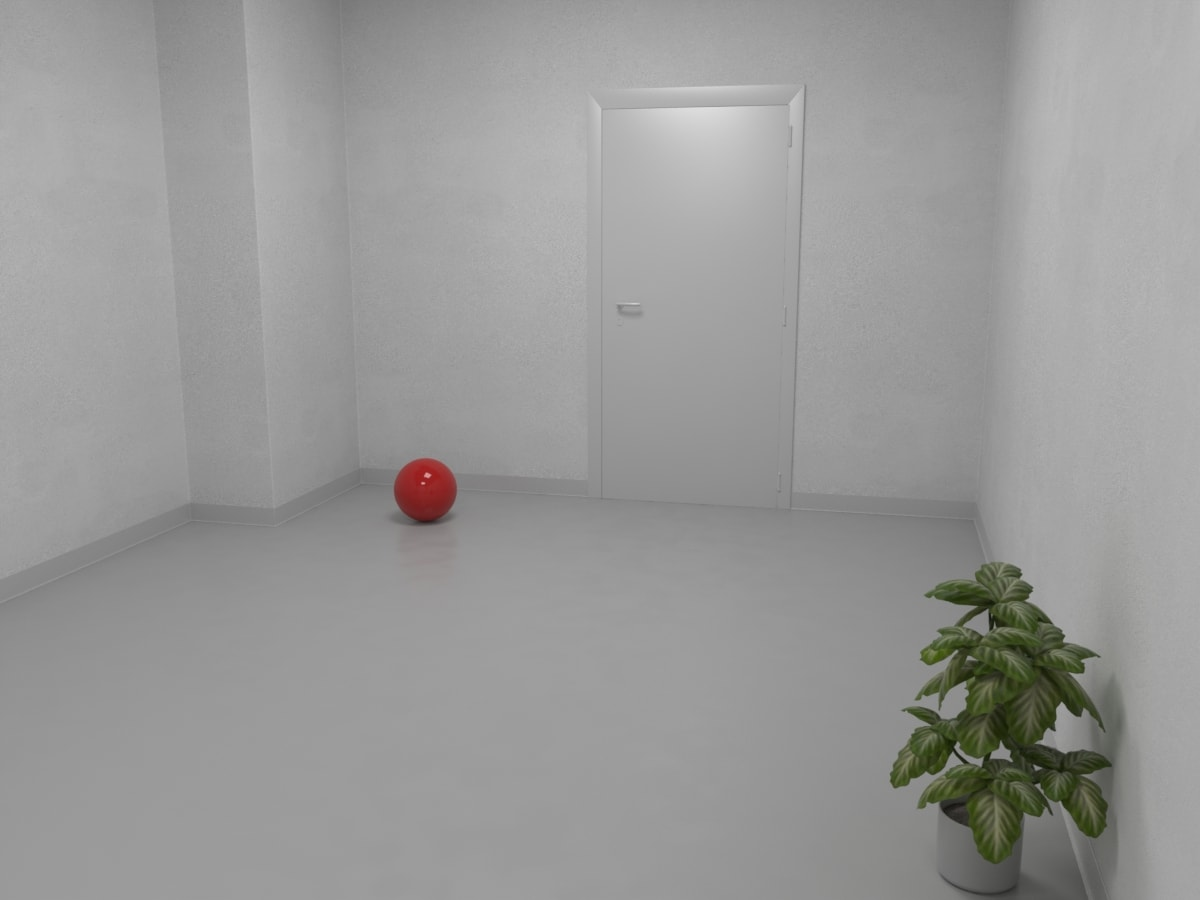 Maze Engineers Closed Room Virtual Reality Environment