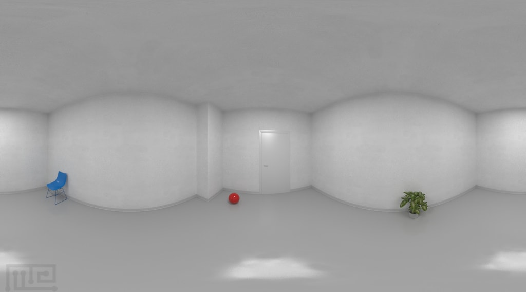 Closed room environment is modifiable and comes modifiable for placement of furniture, transforming the area into a living or working environment for your subjects