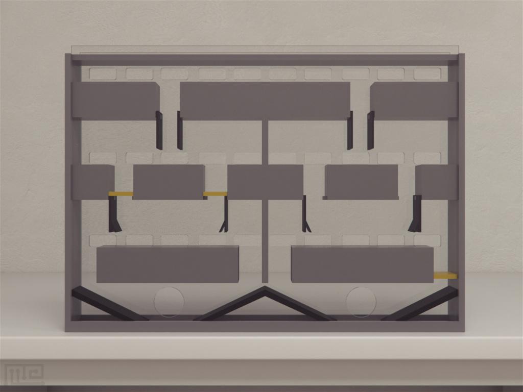 Human Vertical Maze