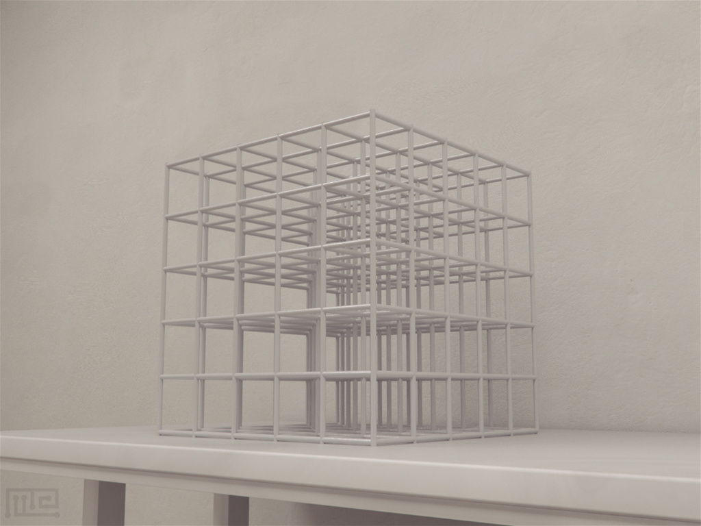 cubic maze design replicates the complex topography of the real world; thus providing an ethologically relevant maze