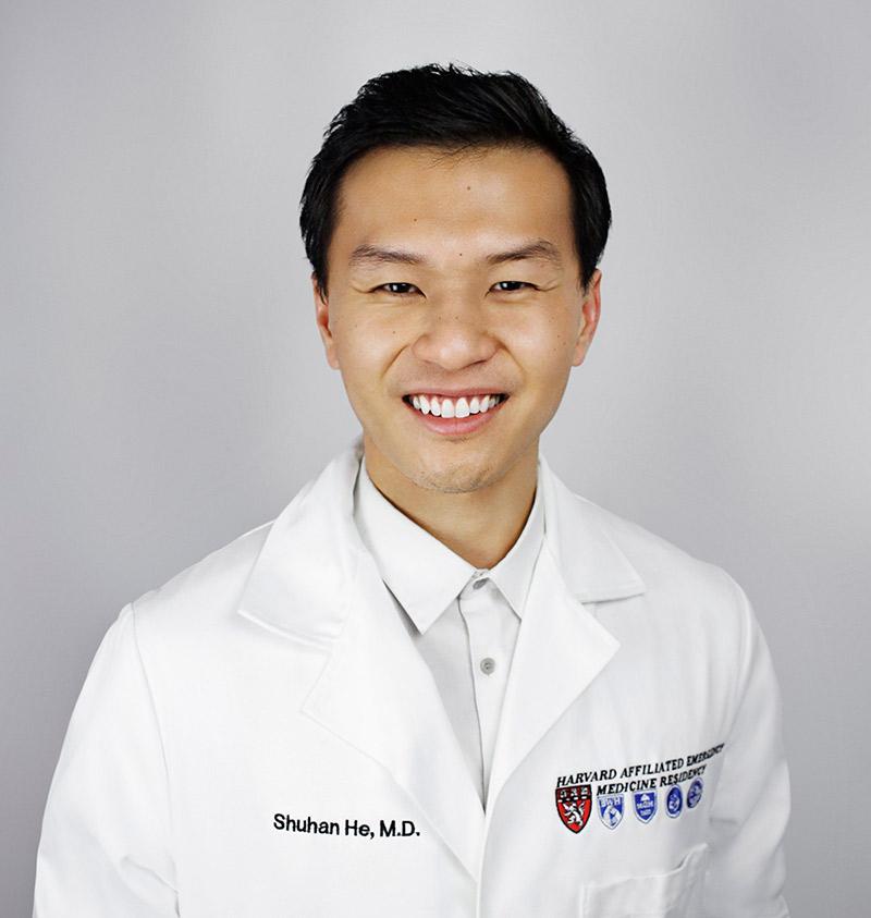 Shuhan He MD