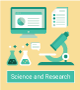 science and research cover