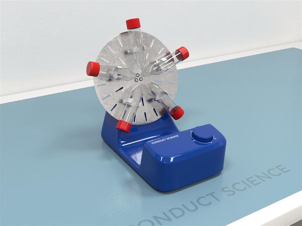 Analog Tube Rotator by Conduct Science