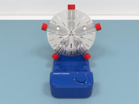 Analog Tube Rotator