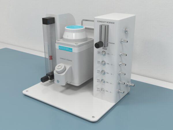 Anesthesia Machine: Multimodal Output