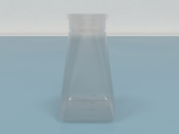 Polyethylene Drosophila Bottles