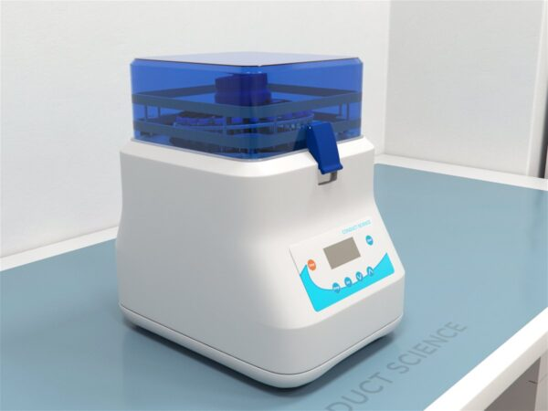 This highly-effective model of microtube homogenizer allows breaking down up to 24 samples at a time