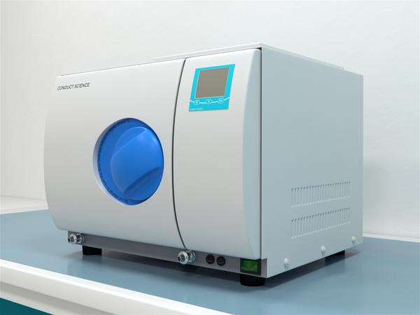 Research Autoclave by Conduct Science