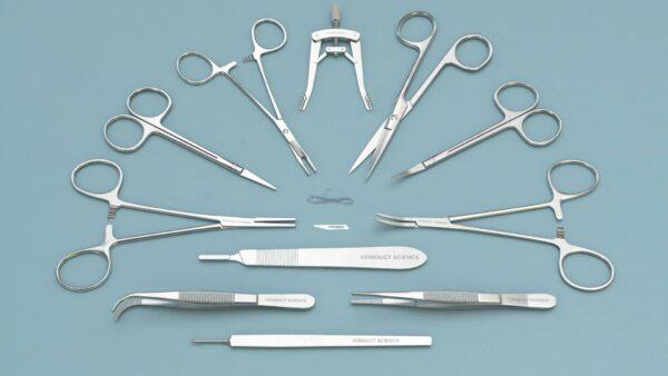 Microdialysis Surgery Kit