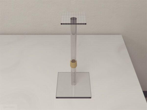 MazeEngineers Morris Water Maze adjustable platform is designed for the perfect Morris Water Maze experiment.