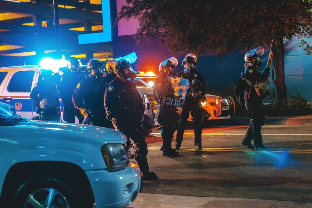 Policing and Public Health
