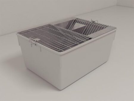 Mice Cage PP with Grill