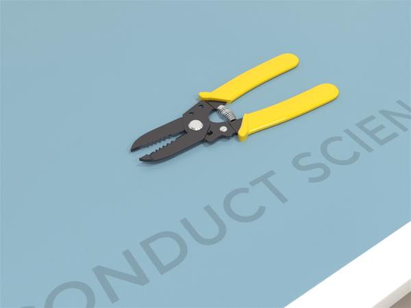 Fiber Stripper for all cutting surfaces have precision mechanical tolerances to ensure clean, smooth operation